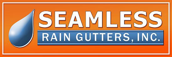 Seamless Rain Gutters Inc Logo